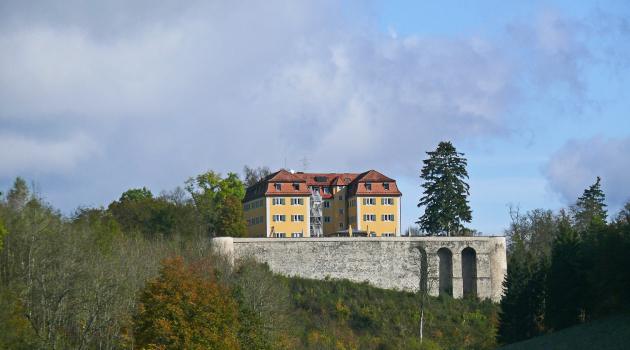 Castle at Grafeneck