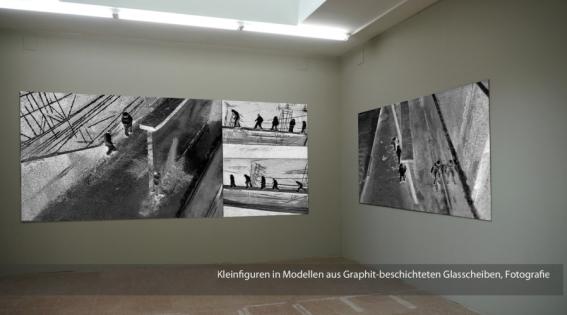 © Barbara Schober – Change of Perspective – Gargarins Graphit