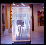 Schneewittchen gähnt, Foto-Installation, städt. Galerie Möglingen